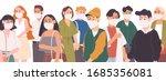 flat style vector illustration...   Shutterstock .eps vector #1685356081