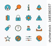 set of interface related vector ...