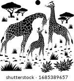 a vector illustration of a...   Shutterstock .eps vector #1685389657