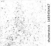 vector grunge black and white...   Shutterstock .eps vector #1685456467