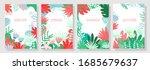 illustration set season element ... | Shutterstock .eps vector #1685679637
