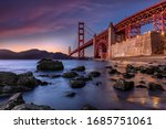 Golden Gate Bridge During...