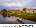 Cambridge  Uk   November 7 ...