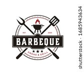 Barbeque Restaurant Logo...