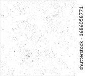 vector grunge black and white.... | Shutterstock .eps vector #1686058771