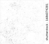 vector grunge black and white...   Shutterstock .eps vector #1686074281