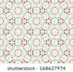 creative design of a retro... | Shutterstock .eps vector #168627974