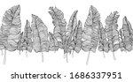 seamless horizontal border with ...   Shutterstock .eps vector #1686337951