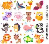 africa,animal,animals,baby,bat,bear,bird,cartoon,children,collection,colorful,cow,cute,deer,doll