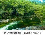 Mossman Gorge   River In...