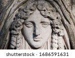 Goddess Hera in Greek mythology. Queen of Olympus. Goddess Juno in Roman mythology.