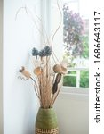 Dried Real Pine Cones With...