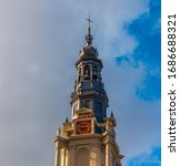 Bell Tower Of Zuiderkerk ...