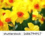 Yellow Jonquils Flowers...