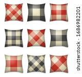 pillow vintage mockup icon... | Shutterstock .eps vector #1686982201