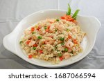 Shrimp Fried Rice With Assorted ...