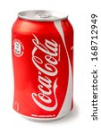 Постер, плакат: 330ml Coca Cola Bottle Can