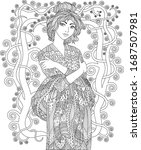 Coloring Book For Adults With...