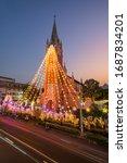 Tan Dinh Church  Special Pink...