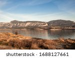 Polyfytos lake near rimnio Kozani