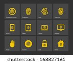 finger scanner icons. see also...