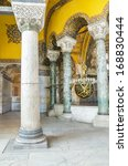 istanbul   agoust 20  interior... | Shutterstock . vector #168830444
