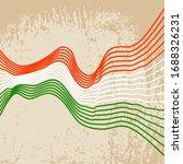 flag of the hungary.... | Shutterstock .eps vector #1688326231