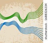 flag of the sierra leone.... | Shutterstock .eps vector #1688326234