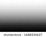 dots background. halftone... | Shutterstock .eps vector #1688334637