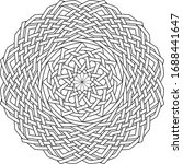 Celtic Circular Pattern With...