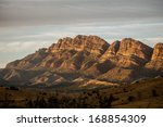 Dawn  Flinders Ranges