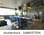 Stylish Restaurant Interior For ...
