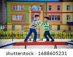 Two Little School And Preschool ...