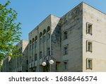 stavropol  russia   april 28 ... | Shutterstock . vector #1688646574