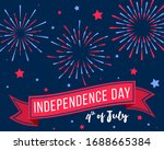independence day july 4th.... | Shutterstock .eps vector #1688665384