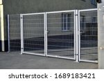Mesh Iron Gate A To The...