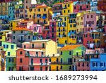 Beautiful Colorful Houses ...