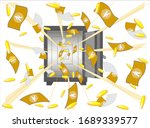 an image illustration of an...   Shutterstock .eps vector #1689339577