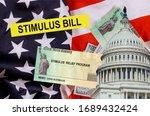 Economic U.s. Stimulus Relief...