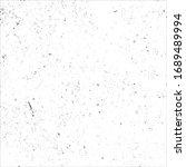 vector grunge black and white... | Shutterstock .eps vector #1689489994