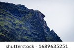 mountains landscape with... | Shutterstock . vector #1689635251