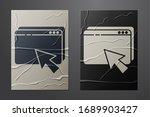 white web design and...