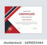 Creative Certificate Of...