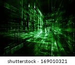 city lights series. abstract... | Shutterstock . vector #169010321