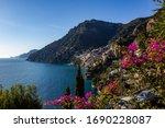 Positano  Amalfi Coast  Italy   ...
