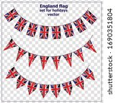 bright set with flags of... | Shutterstock .eps vector #1690351804