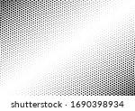dots background. pop art... | Shutterstock .eps vector #1690398934