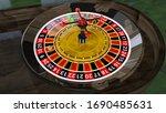it is realistik 3d design poker ...   Shutterstock . vector #1690485631