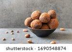 Homemade Delicious Cocoa Balls  ...