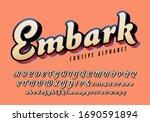 Embark Cursive Alphabet  This...